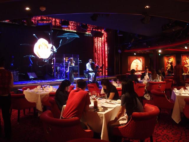 Silk Road & Cabaret