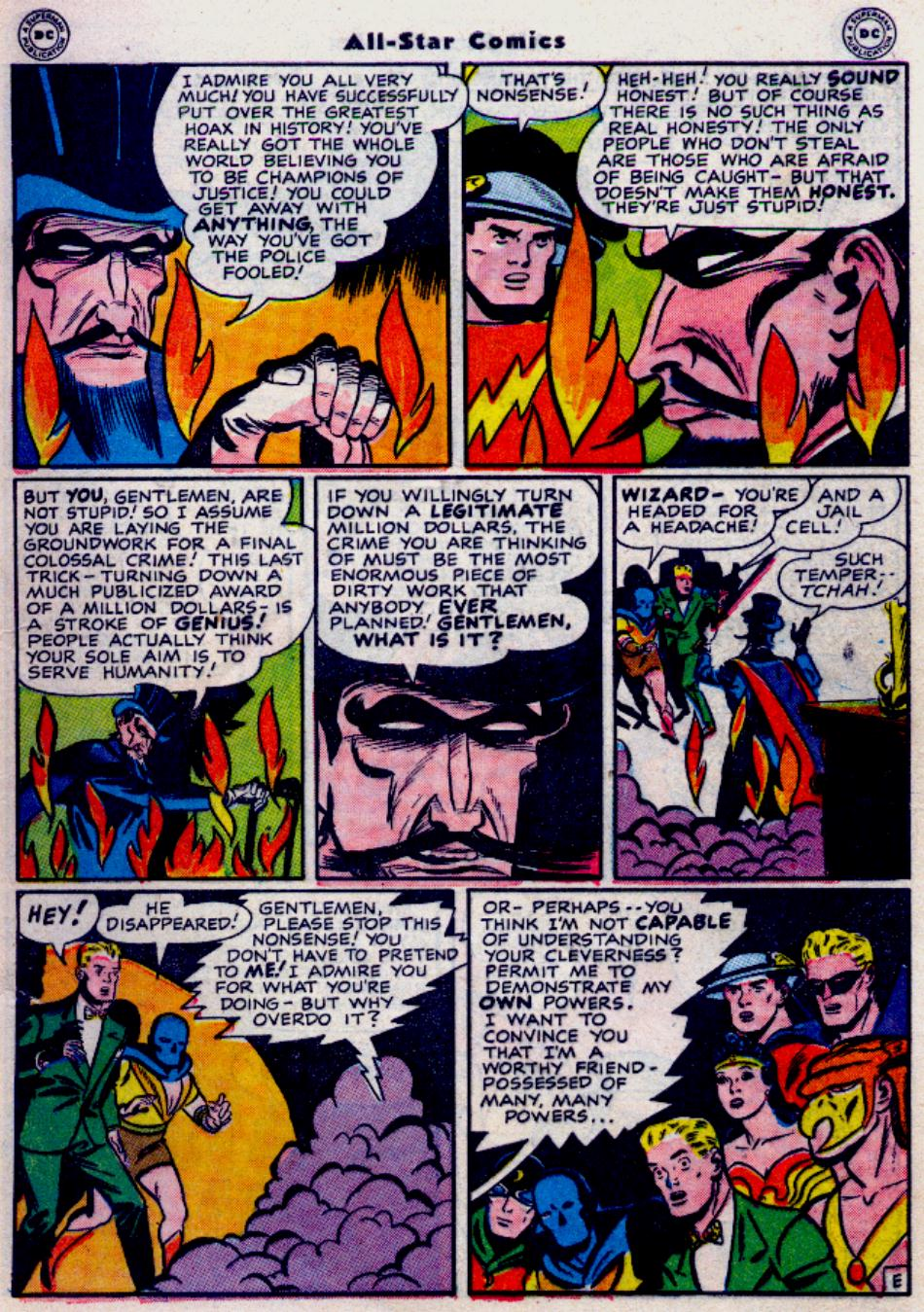 Read online All-Star Comics comic -  Issue #34 - 7