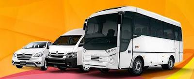 Sewa Mobil Untuk Transportasi Wisata