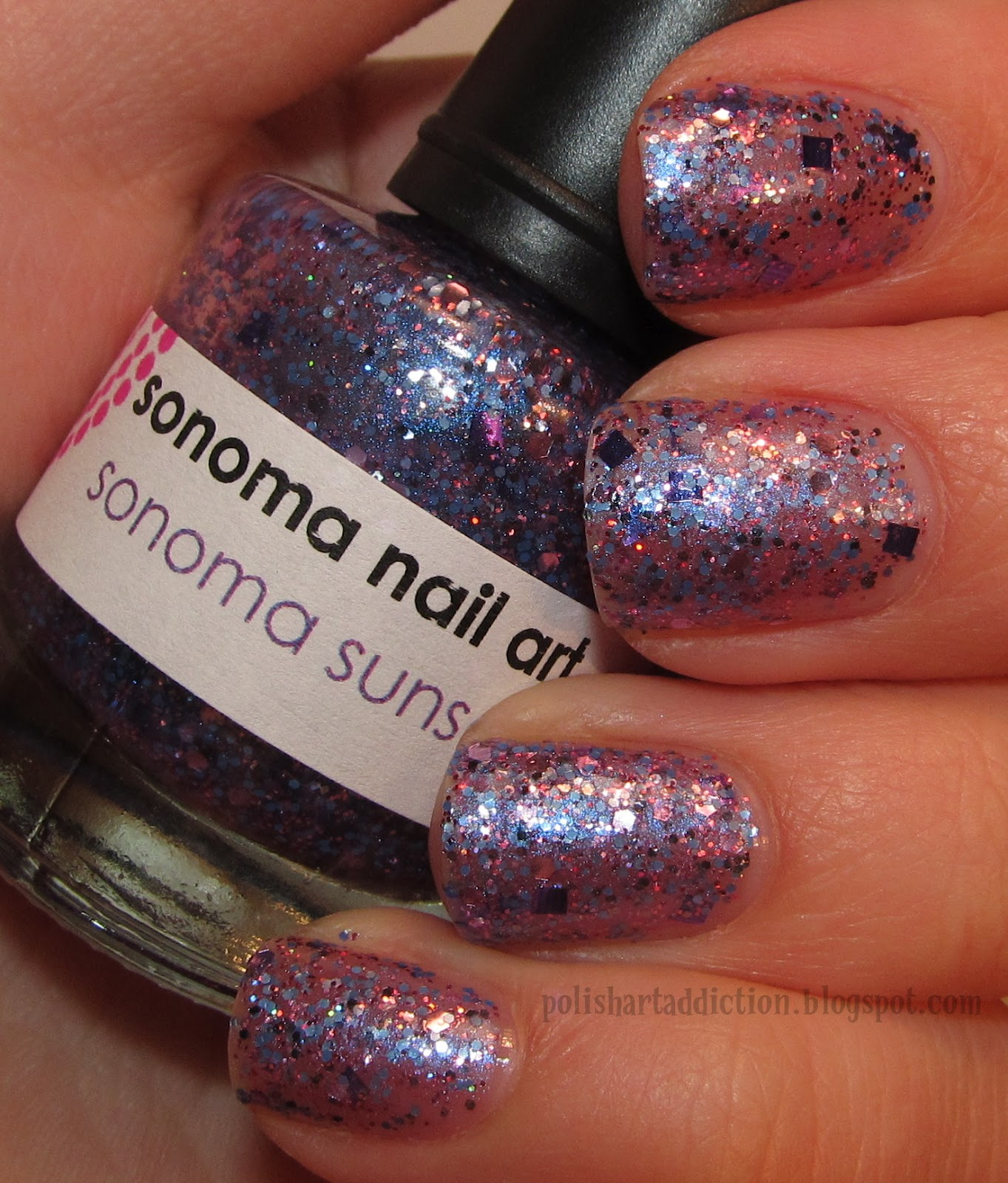 Sonoma Nail Art Polish - Sonoma Sunset
