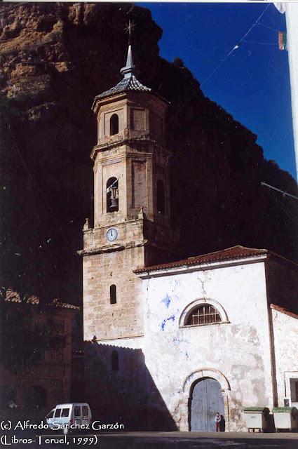 iglesia-san-juan-bautista-libros