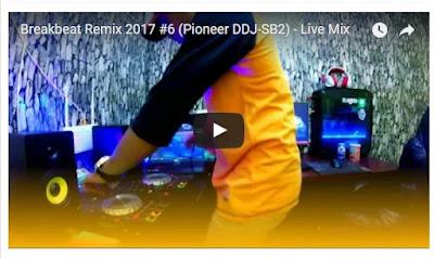 DJ Remix Breakbeat Remix Pioneer DDJ