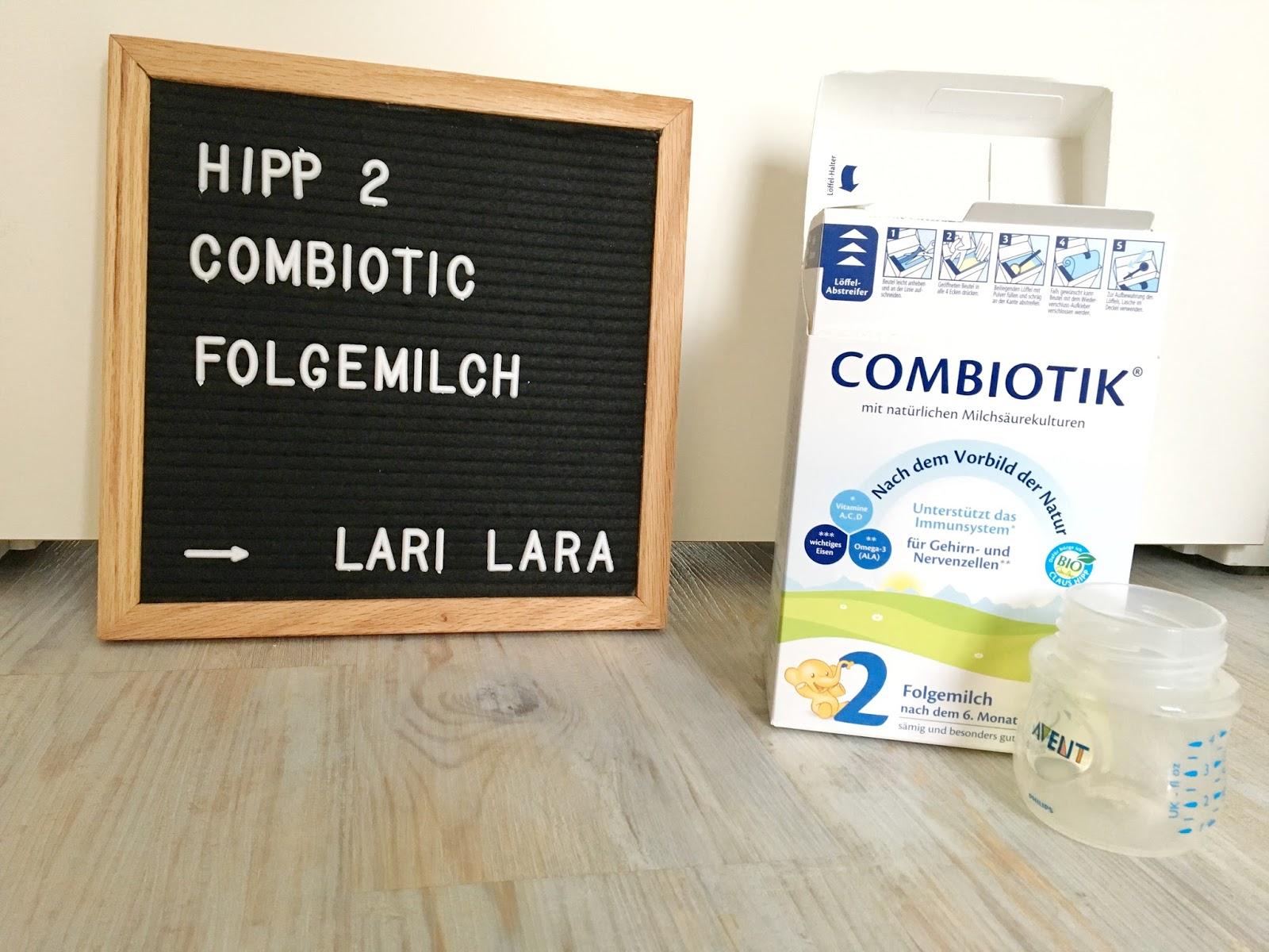 Babynahrung Hipp 2 Combiotic