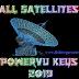 All Satellites Powervu keys 2019