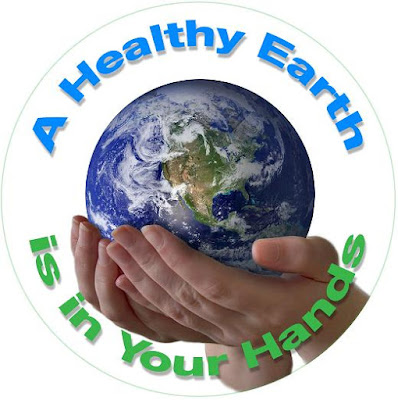 A Healthy Earth is in Your Hands.