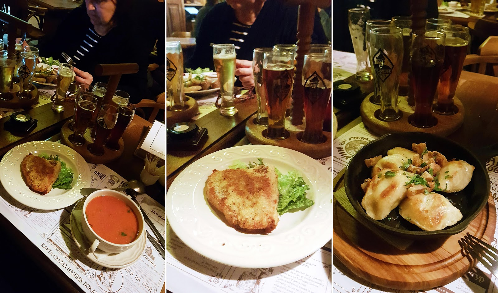 kolacja kumpel lwów