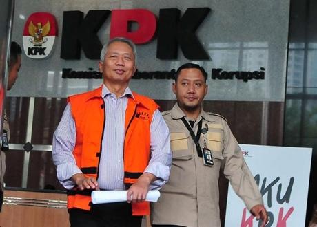 KPK Dalami Suap Dirjen Hubla Melalui PT Indominco Mandiri
