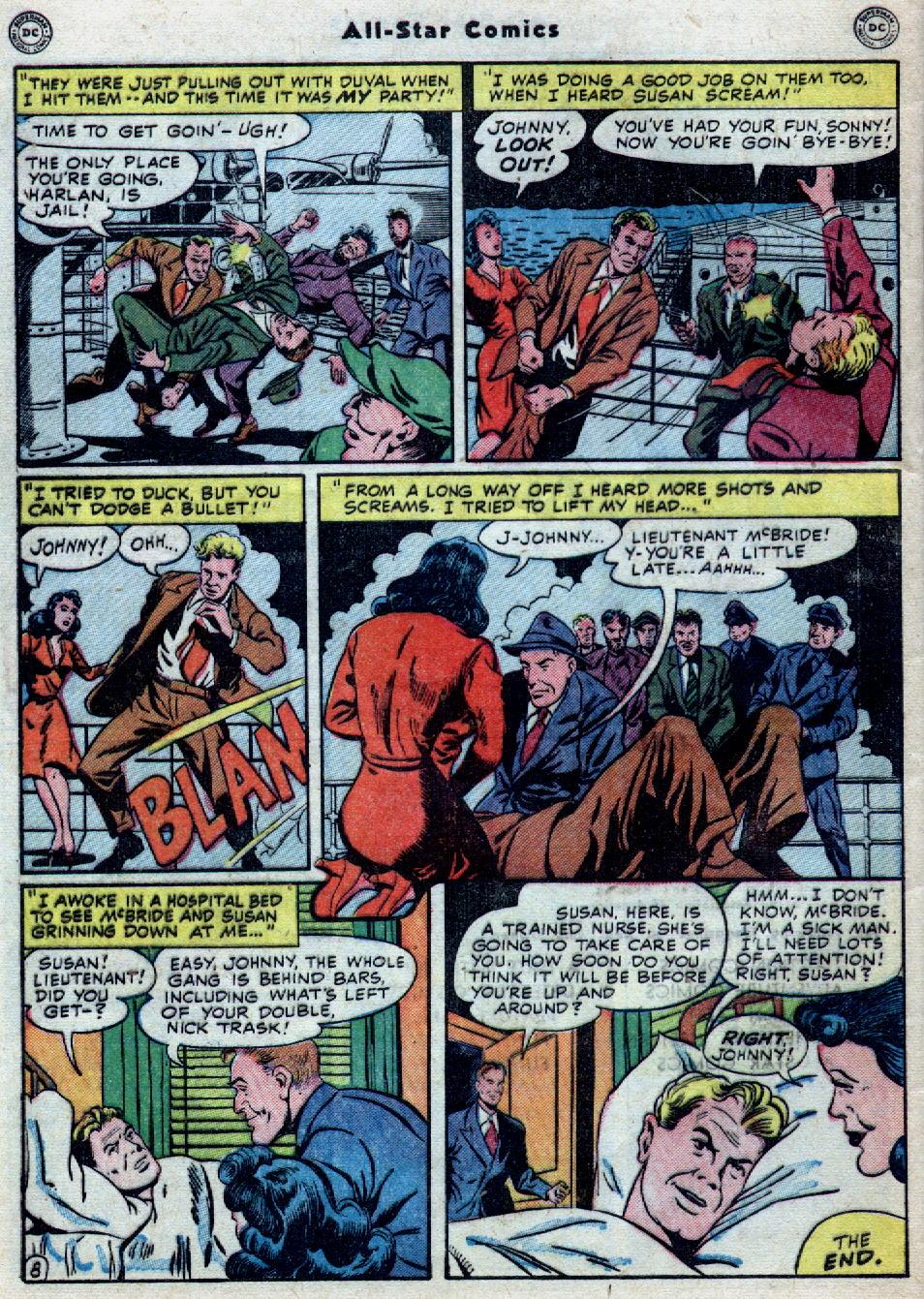 Read online All-Star Comics comic -  Issue #55 - 48