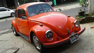 BUKALAPAK MOBIL TUA : Jual VW Kodok Oranye Jreng - JEPARA
