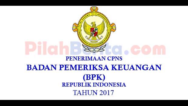 SEGERA DAFTAR !! DIBUKA LOWONGAN CPNS BADAN PEMERIKSA KEUANGAN REPUBLIK INDONESIA (BPK RI) JANUARI 2017, BERIKUT SYARAT DAN CARA DAFTARNYA