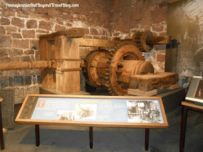 Historic Cornwall Iron Furnace in Pennsylvania