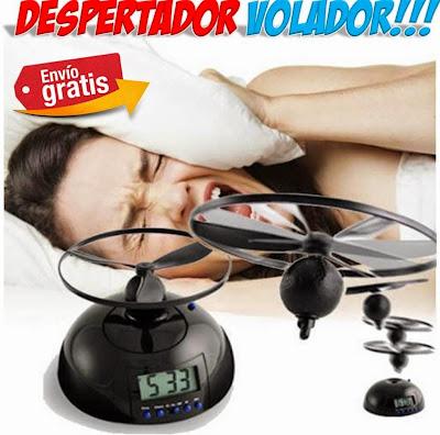 Despertadores originales para regalar