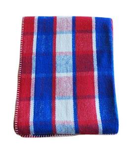 red-white-blue-plaid-wool-blanket