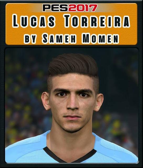 Lucas Torreira Face PES 2017