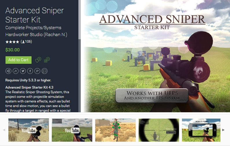 Advanced Sniper Starter Kit Free | All Free Sources
