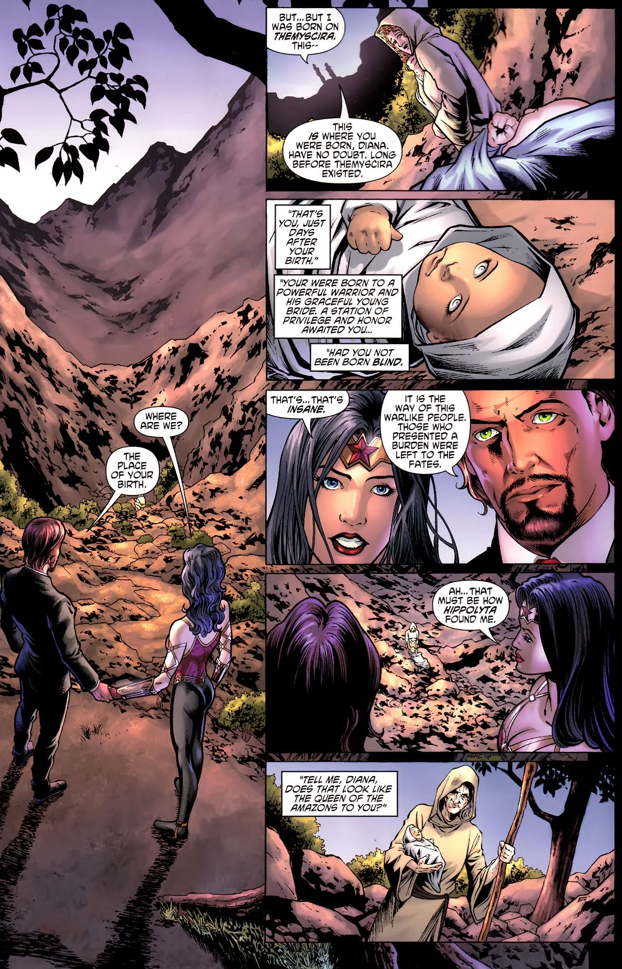Read online Wonder Woman (2006) comic -  Issue #609 - 5