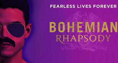 Freddie Mercury from Bohemian Rhapsody
