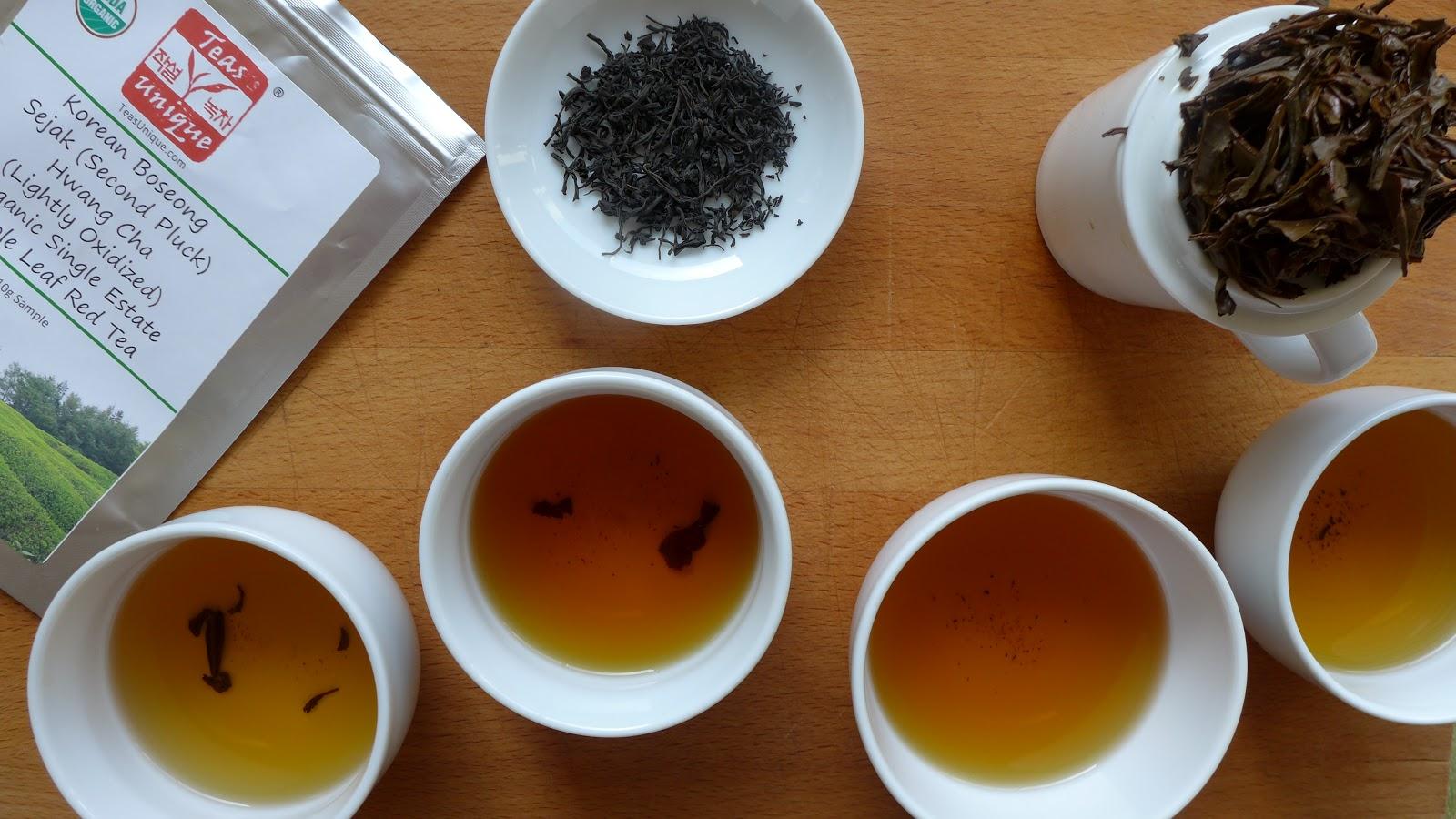 File saenggang cha korean tea jpg wikimedia commons - Notes On Tea Teas Unique Korean Hwang Cha