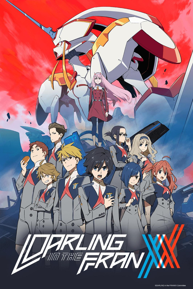 Darling in the FranXX 13@18 (480)
