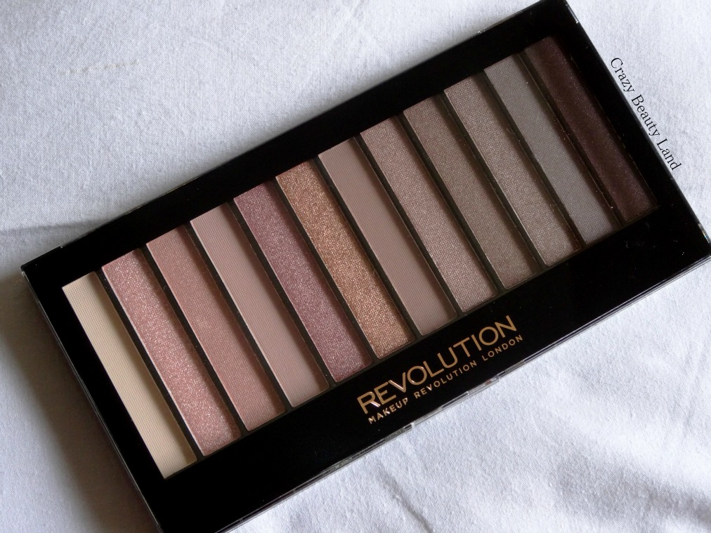 Rose Gold Hues  Makeup Revolution London Iconic-3 -2260