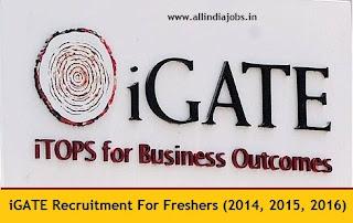 iGATE Careers