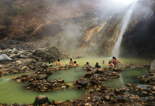 Rinjani Hot Springs