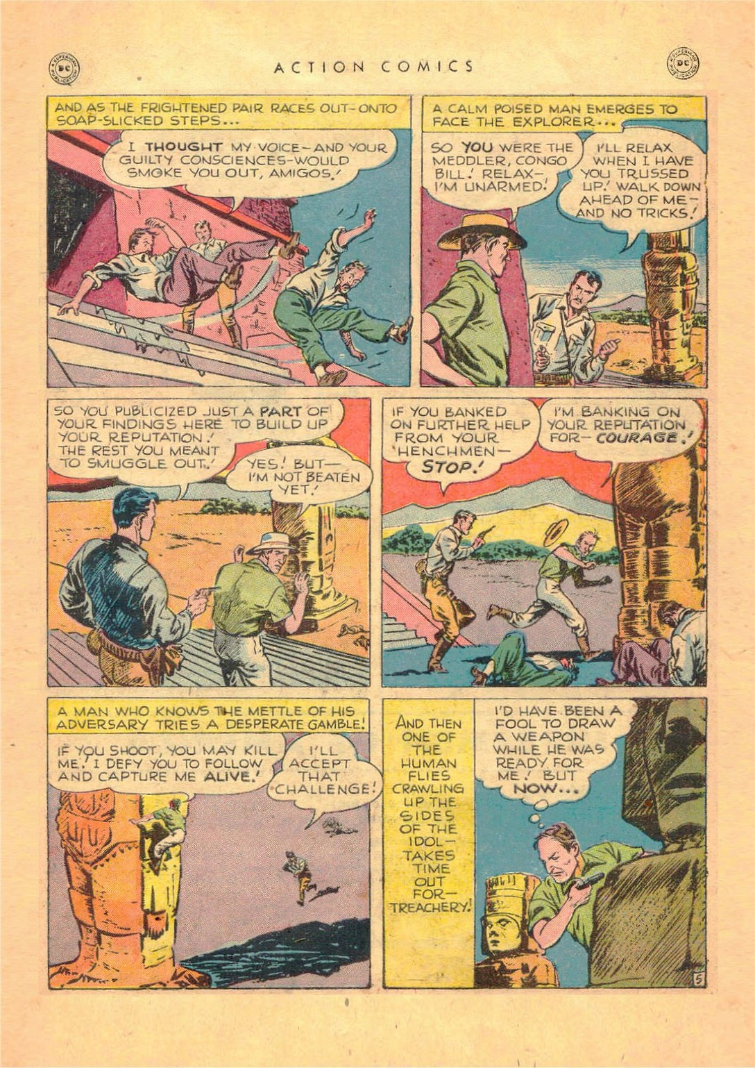 Read online Action Comics (1938) comic -  Issue #124 - 39