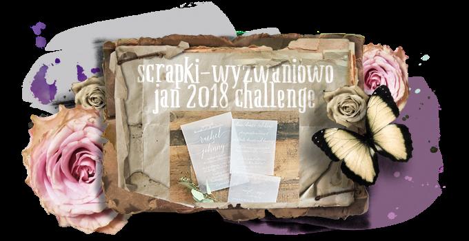 January 2018 challenge - Vellum Paper