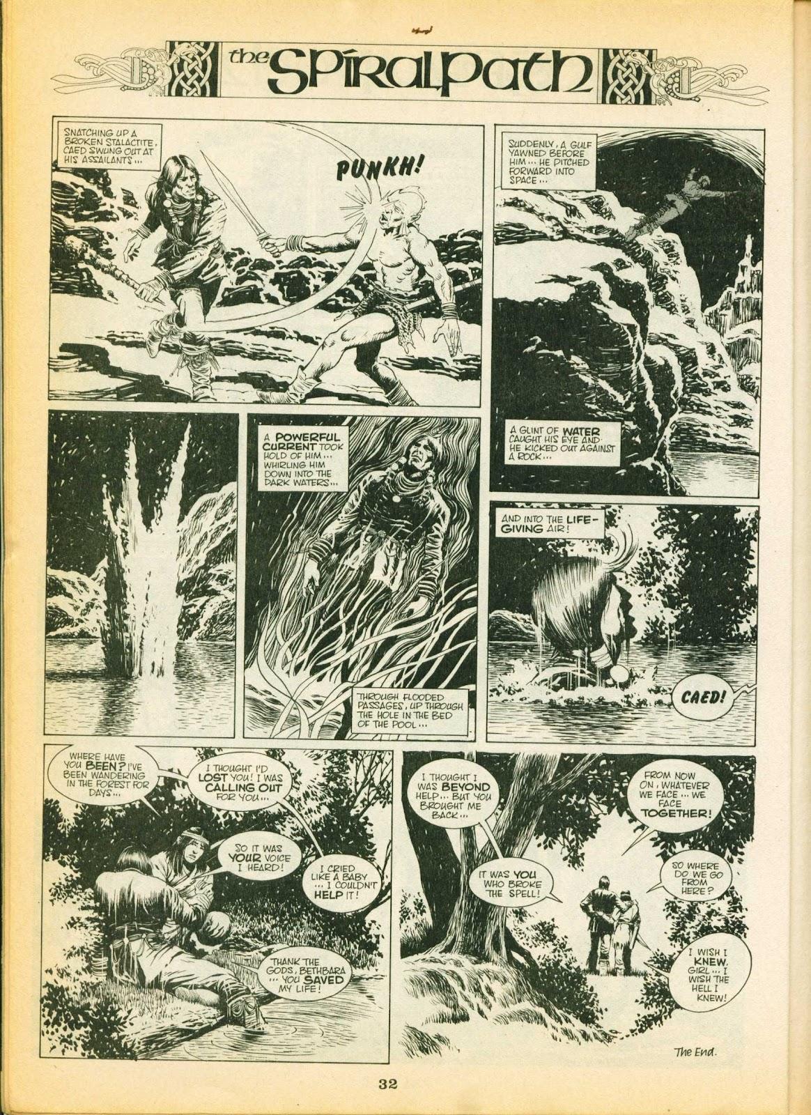 Warrior Issue #5 #6 - English 31