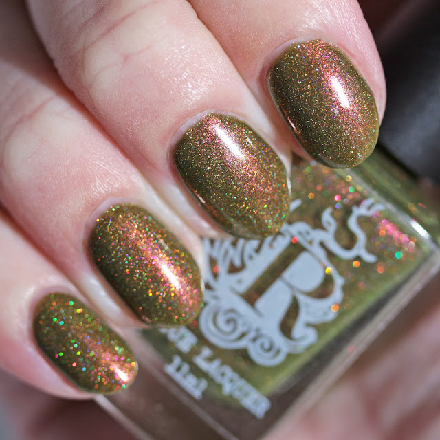 Rogue Lacquer Ugly But Interesting