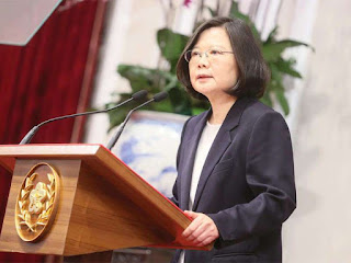 Taiwan President pressured By China After Election Defeat
