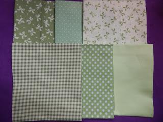 Review - Green Fat Quarters Bundle