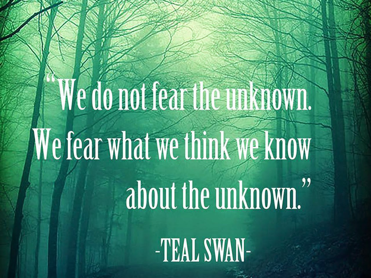 Quotes And Sayings: Fear And Frightening Quotes And Sayings