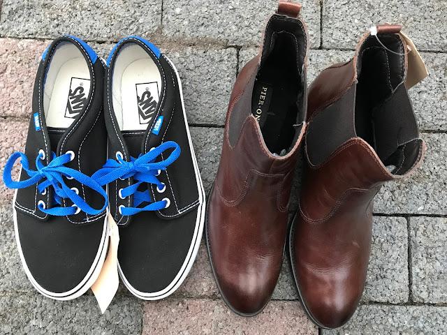 Fashionflash Mönchengladbach - Vans und Chelsea Boots