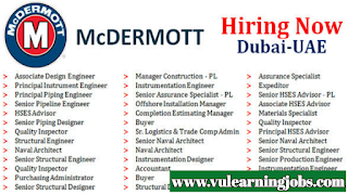 Mcdermott International Jobs - Worldwide Jobs 2019