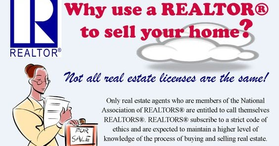 Real Estate Update Why Use A Realtor