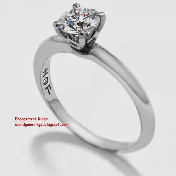 Engagement Ring : Engagement Diamond Ring Democratic