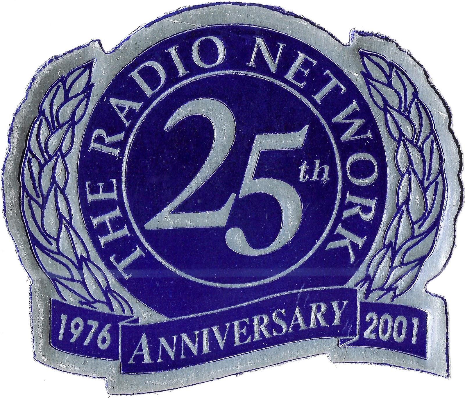 Radio Sticker of the Day: The Radio Network