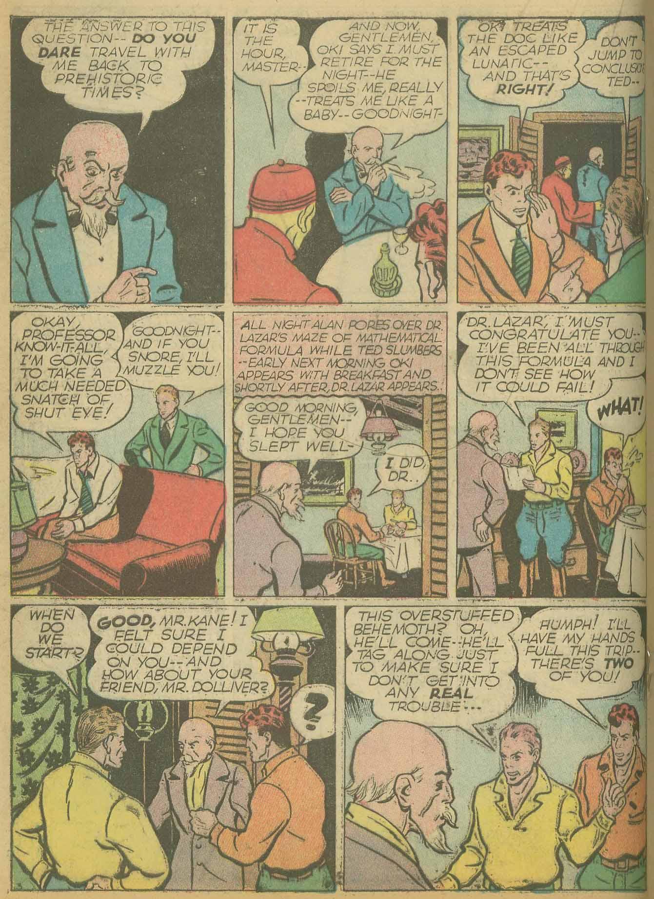 Read online All-American Comics (1939) comic -  Issue #8 - 34
