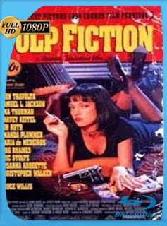 Pulp Fiction 1994 HD [1080p] Latino [Mega] dizonHD