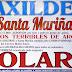 🎇 Faxilde Festa en honra a Santa Mariña | 19jul