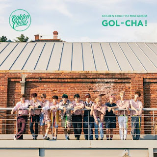 Lirik Lagu Golden Child - 네가 너무 좋아 Lyrics