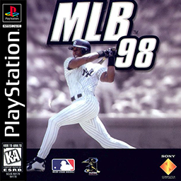 MLB 98 - PS1 - ISOs Download