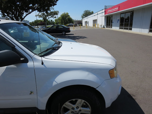 Ford Escape Hybrid after collision repairs at Almost Everything Auto Body