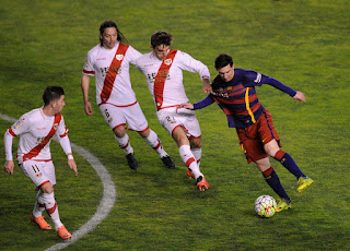 best pictures of messi la liga 2015/2016 march