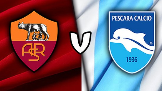 ON REPLAYMATCHES YOU CAN WATCH PESCARA VS AC ROMA, FREE PESCARA VS AC ROMA,REPLAY PESCARA VS AC ROMA VIDEO ONLINE, REPLAY PESCARA VS AC ROMA STREAM, ONLINE PESCARA VS AC ROMA STREAM, PESCARA VS AC ROMA ,PESCARA VS AC ROMA HIGHLIGHTS.