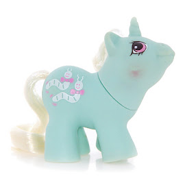 My Little Pony Wiggles Year Seven Newborn Ponies G1 Pony