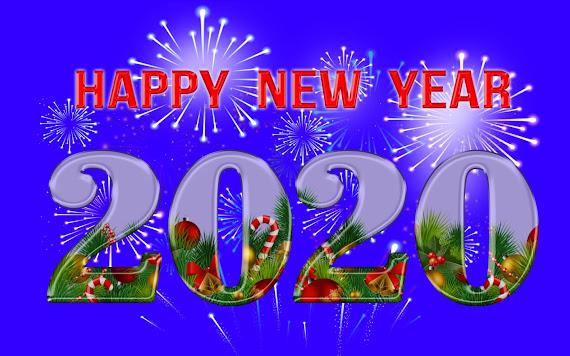 Happy New Year 2020 download besplatne pozadine za desktop 1440x900 slike ecards čestitke Sretna Nova godina