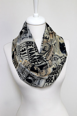 Harry Potter Scarf on Etsy