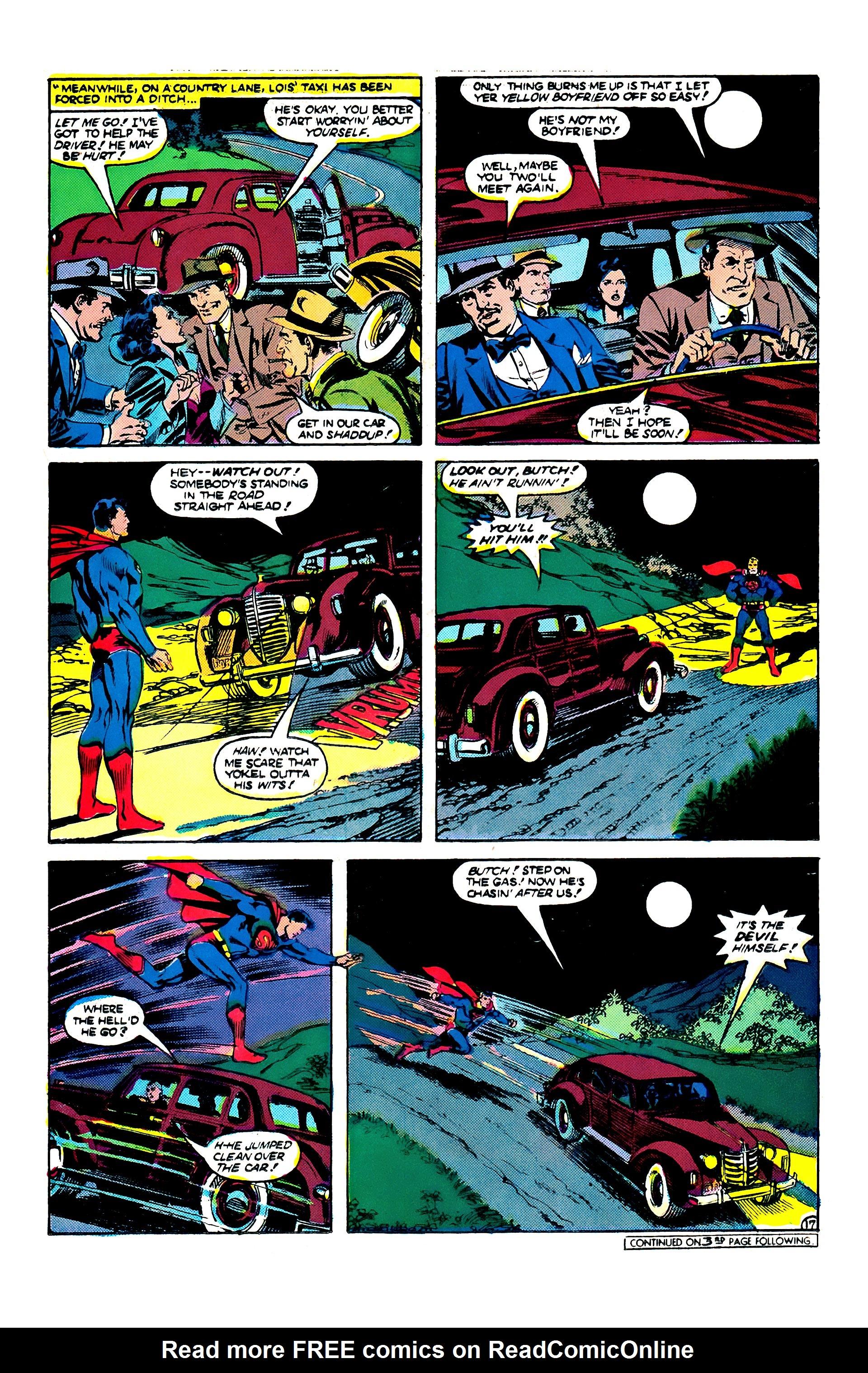 Read online Secret Origins (1986) comic -  Issue #1 - 22